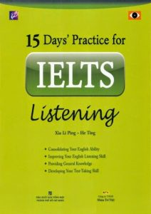 15 Days Practice For IELTS Listening (Ebook+Audio)