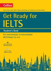 Get Ready for IELTS: Student's Book
