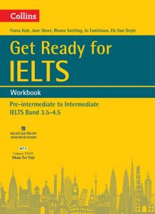 Get Ready for IELTS: Workbook – Bản đẹp