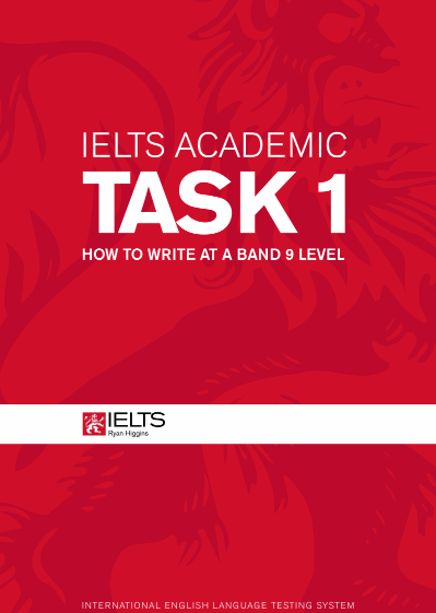 How to write at a band 9 level task 1 academic