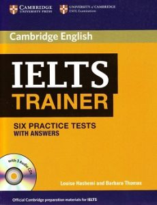 Cambridge IELTS Trainer With Answers (Ebook & Audio)