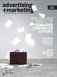 Tạp chí học tiếng anh – Advertising Marketing January February 2016