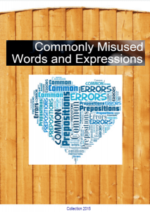 Commonly Misused Words and Expressions