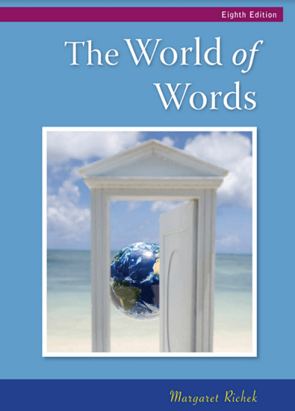 The World of Words Vocabulary for College Success, 8th Edition ielts share