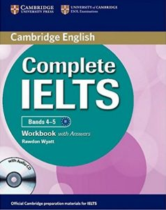 Complete IELTS Band 4 – 5 (Ebook & Audio CD)