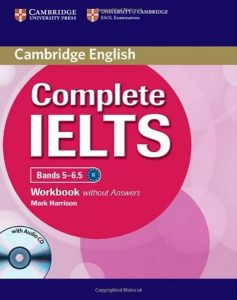 Complete IELTS Band 5.0 – 6.5 (Ebook & Audio CD)