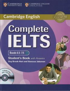 Complete IELTS Band 6.5 – 7.5 (Ebook & Audio CD)