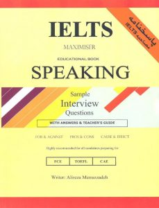 IELTS Maximiser Educational Book : Speaking