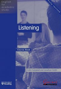 EAP English for Academic Study: Listening Course Book & Audio