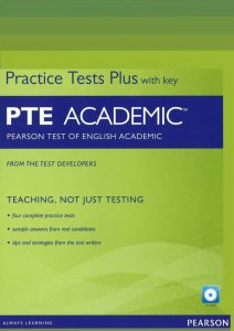 PTE Academic Practice Tests Plus (PDF + Audio + Key)