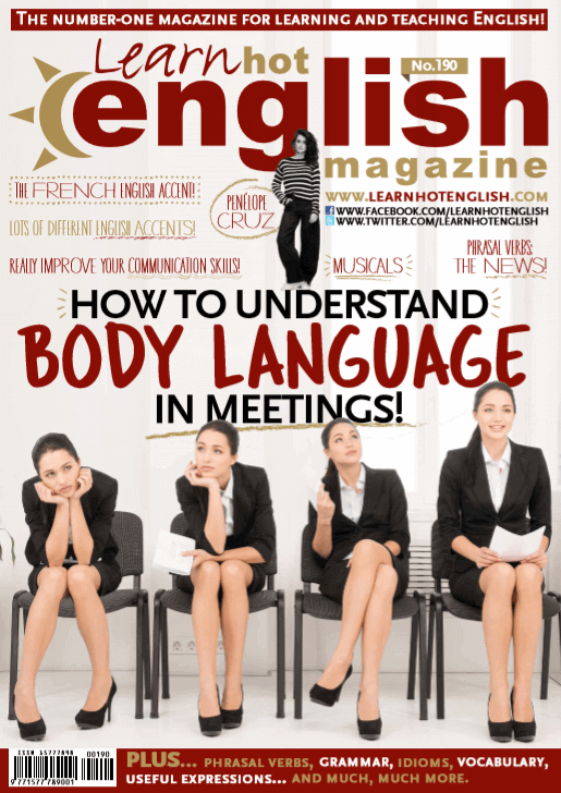 Learning hot english magazine 190 - 3 - 2018