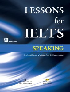 Lesson for IELTS – Speaking