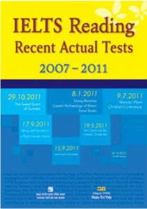 ielts reading recent actual tests