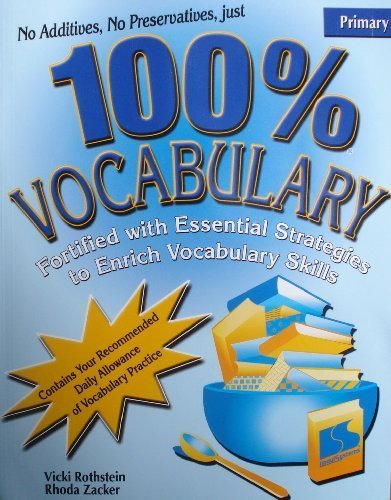 100% Vocabulary (Primary) ielts share