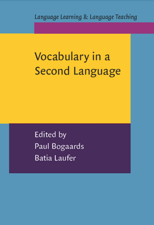 Vocabulary in a Second Language ielts share