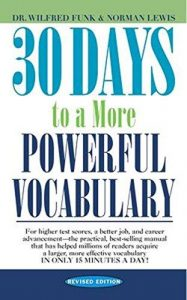 30 Days to a More Powerful Vocabulary ielts share
