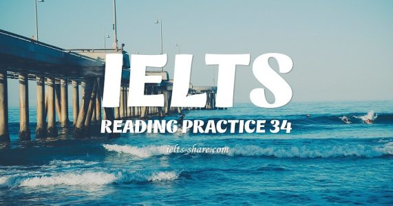ielts reading practice 34 ielts share