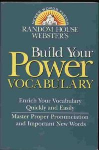 Build Your Power Vocabulary ielts share