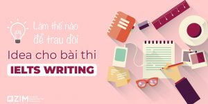 3 tips trau dồi idea